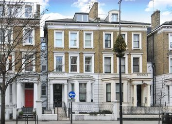 Thumbnail 3 bed flat to rent in Earls Court Road, London