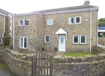 Thumbnail 2 bed semi-detached house to rent in Halifax Road, Cullingworth, Bradford