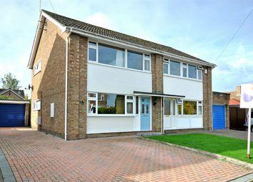Thumbnail 3 bed semi-detached house for sale in Shurdington, Cheltenham, Gloucestershire