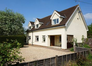 Thumbnail 3 bed detached house for sale in Bridgwater Road, Bathpool, Taunton