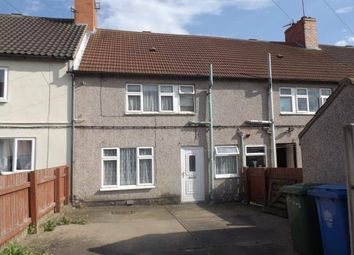 Thumbnail 3 bed terraced house for sale in Third Avenue, Forest Town, Mansfield, Nottinghamshire