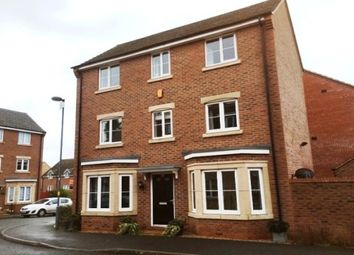 Thumbnail 4 bed detached house to rent in Riverpark Way, Northfield