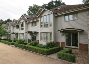 Thumbnail 2 bed flat for sale in The Manor, Herringswell, Bury St. Edmunds