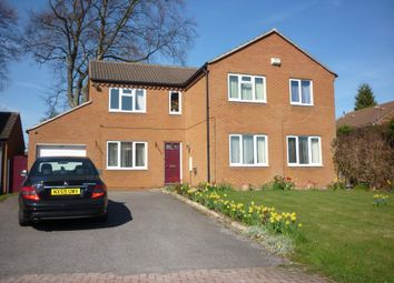 Thumbnail 4 bed detached house to rent in Whitemeadows, Darlington