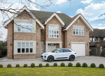 Thumbnail 5 bed detached house for sale in Hazel Grove, Farnborough Park