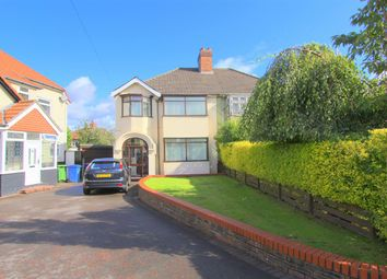Thumbnail 3 bed semi-detached house for sale in Hilda Road, West Derby, Liverpool