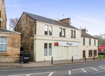 Thumbnail 1 bed flat for sale in Main Street, Busby, Glasgow