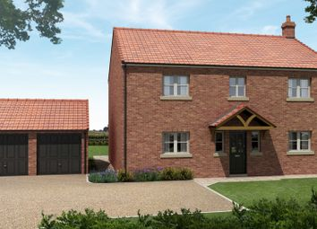 Thumbnail 5 bed detached house for sale in Raskelf Meadows, Raskelf, York