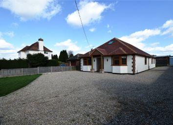 Thumbnail 5 bed detached bungalow for sale in London Road, West Kingsdown, Kent