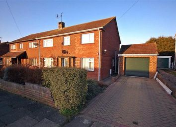 Thumbnail 1 bedroom semi-detached house to rent in Chaucer Close, Canterbury