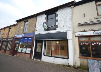 Thumbnail Commercial property for sale in St. Georges Terrace, Harwood Street, Darwen