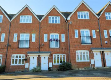 Thumbnail 3 bed terraced house to rent in Skylark Way, Shinfield, Reading