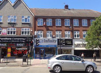 Thumbnail 2 bed flat to rent in Kenton Road, Keton, Harrow