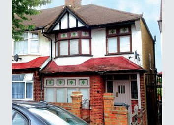 Thumbnail 3 bed end terrace house for sale in Norbury Rise, London