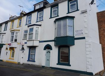 Thumbnail 1 bed flat to rent in Commercial Road, Weymouth