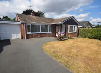 Thumbnail 3 bed bungalow to rent in Caernarvon Road, Wrexham