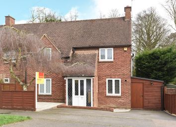 Thumbnail 4 bed semi-detached house for sale in Amersham, Buckinghamshire