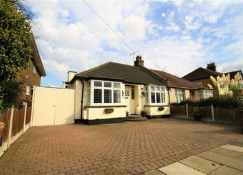 Thumbnail 2 bed semi-detached bungalow for sale in Leigh Gardens, Leigh-On-Sea