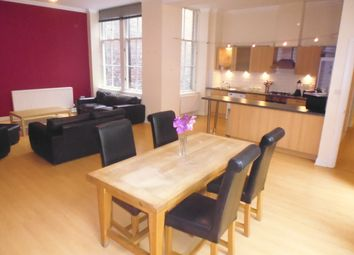 3 bed flat to rent in Miller Street, Merchant City, Glasgow G1