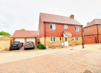 Thumbnail 4 bedroom detached house for sale in Charles Moore Court, School Lane, Polegate