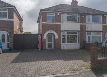 Thumbnail 3 bedroom semi-detached house for sale in Stonesby Avenue, Leicester