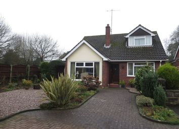 Thumbnail 3 bed detached bungalow for sale in Swanton Place, Trentham, Stoke-On-Trent