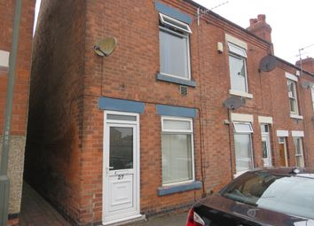 Thumbnail 2 bed end terrace house for sale in Burr Lane, Ilkeston