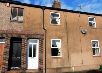 Thumbnail 2 bed end terrace house for sale in 10 Trinity Buildings, Off Wigton Road, Carlisle, Cumbria