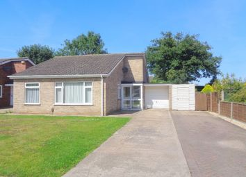 Thumbnail 3 bedroom bungalow to rent in Goldfinch Close, Skellingthorpe, Lincoln
