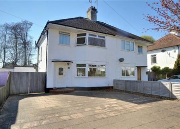Thumbnail 3 bed semi-detached house for sale in Beeches Avenue, Charmandean, Worthing, West Sussex