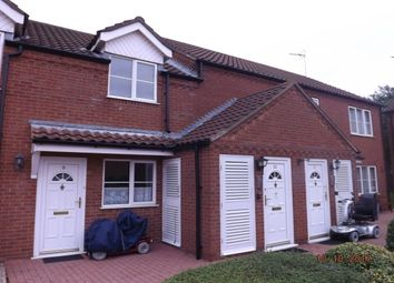 Thumbnail 1 bed flat to rent in Sutton Court, Skegness