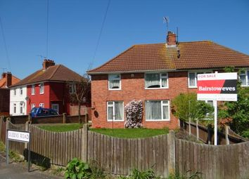 Thumbnail 3 bed semi-detached house for sale in Queens Road, Aylesham, Canterbury, Kent