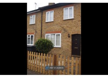 Thumbnail 2 bed terraced house to rent in Chapel Park Road, Surrey
