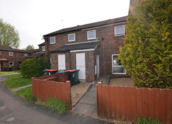Thumbnail 3 bed terraced house to rent in Meadow Way, Leighton Buzzard