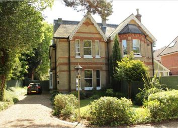 Thumbnail 4 bed semi-detached house for sale in Wimborne Road, Winton, Bournemouth
