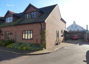 Thumbnail 3 bed end terrace house for sale in Bidborough Ridge, Bidborough, Tunbridge Wells