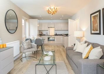 Thumbnail 1 bed flat for sale in Hackbridge Road, Wallington