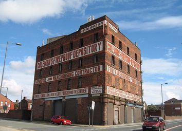 Thumbnail 1 bedroom flat for sale in Park Road, Toxteth, Liverpool