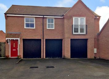 Thumbnail 2 bed flat to rent in Long Breech, Mawsley Village, Kettering, Northamptonshire