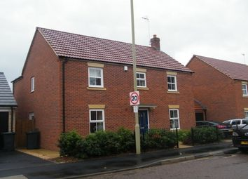 Thumbnail 4 bed property to rent in Thatcham Avenue Kingsway, Gloucester