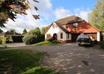 Thumbnail 5 bed detached house for sale in Holly Spring Lane, Bracknell