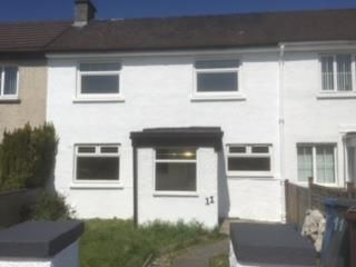 Thumbnail 3 bed terraced house to rent in Torburn Avenue, Giffnock, Glasgow