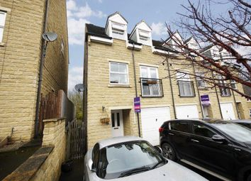 Thumbnail 4 bed town house for sale in 23, Oberon Way, Cottingley, Bradford, West Yorkshire