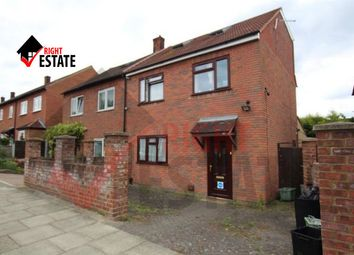 Thumbnail 5 bed semi-detached house for sale in Huntsman Road, Hainault