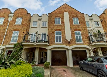 Herons Place, Isleworth TW7. 4 bed town house for sale
