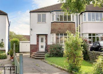 Rossett Way, Harrogate HG2. 3 bed semi-detached house