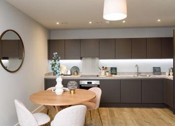 Thumbnail 2 bedroom flat for sale in Station Corner, Station Road, Redhill