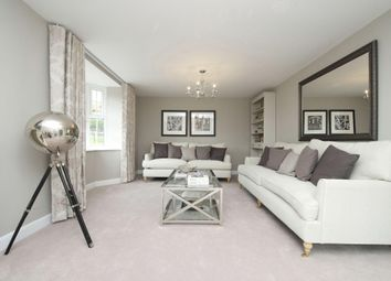 "Thumbnail 5 bed detached house for sale in ""Maddoc"" at Tranby Park, Jenny Brough Lane, Hessle"