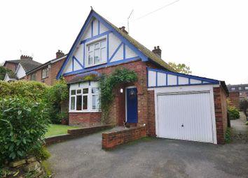 Thumbnail 3 bedroom detached house for sale in Henwood Green Road, Pembury, Tunbridge Wells