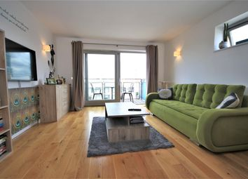 Thumbnail 1 bed flat to rent in John Harrison Way, London